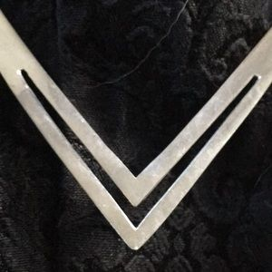 Jewelry - V  shaped necklace